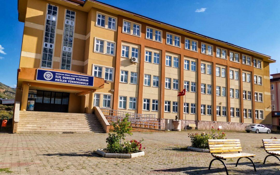 Meslek Yüksekokulu'muzdan Bahar Manzaraları